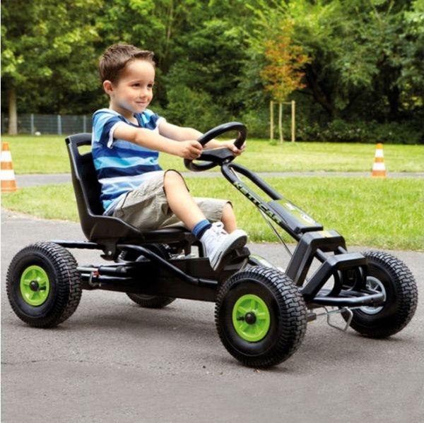 Машинка с педалями для детей своими руками